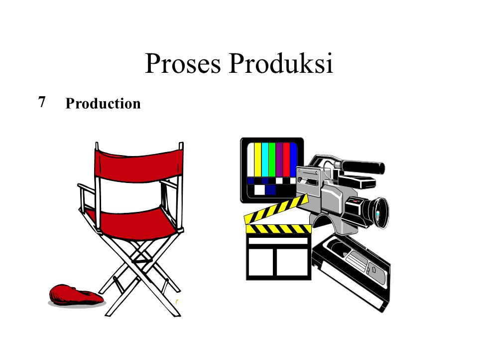 Proses Produksi 7 Production