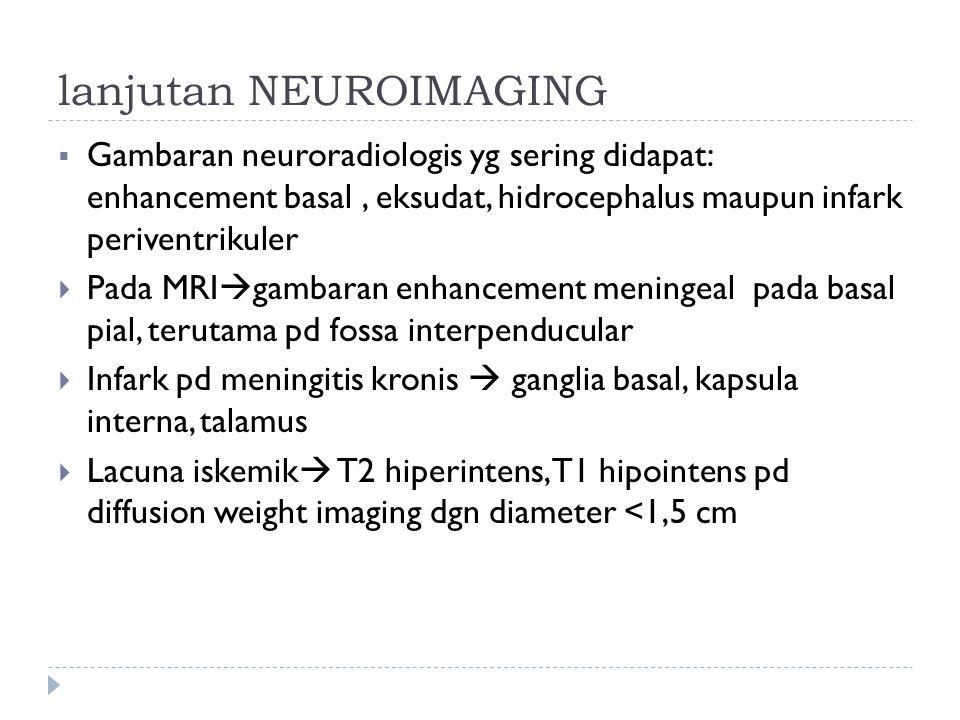 lanjutan NEUROIMAGING