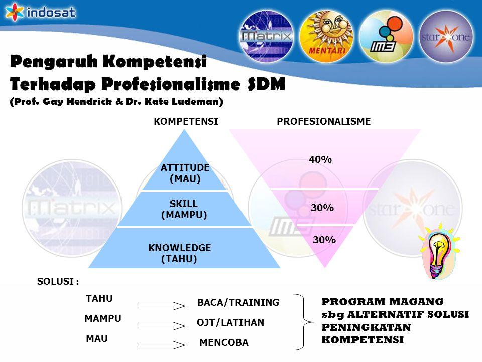 Terhadap Profesionalisme SDM