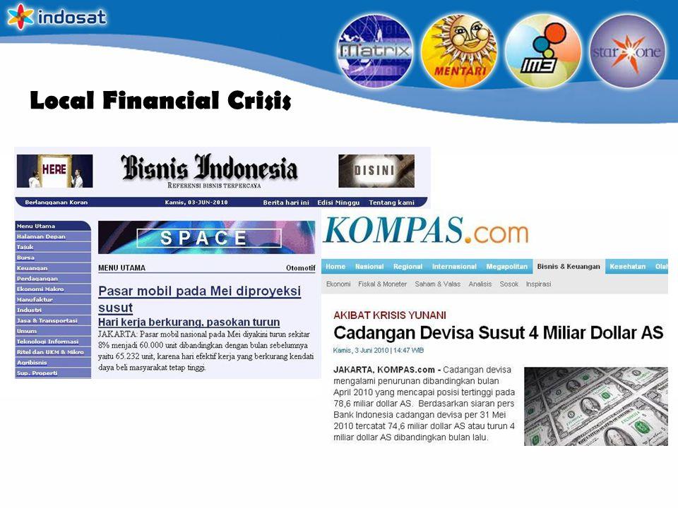 Local Financial Crisis