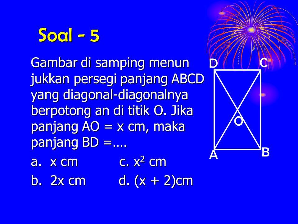 Soal - 5