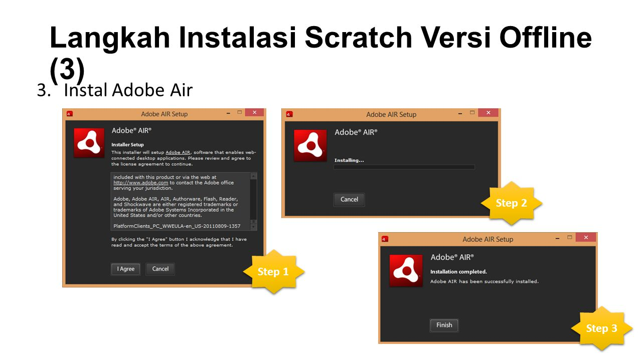Langkah Instalasi Scratch Versi Offline (3)