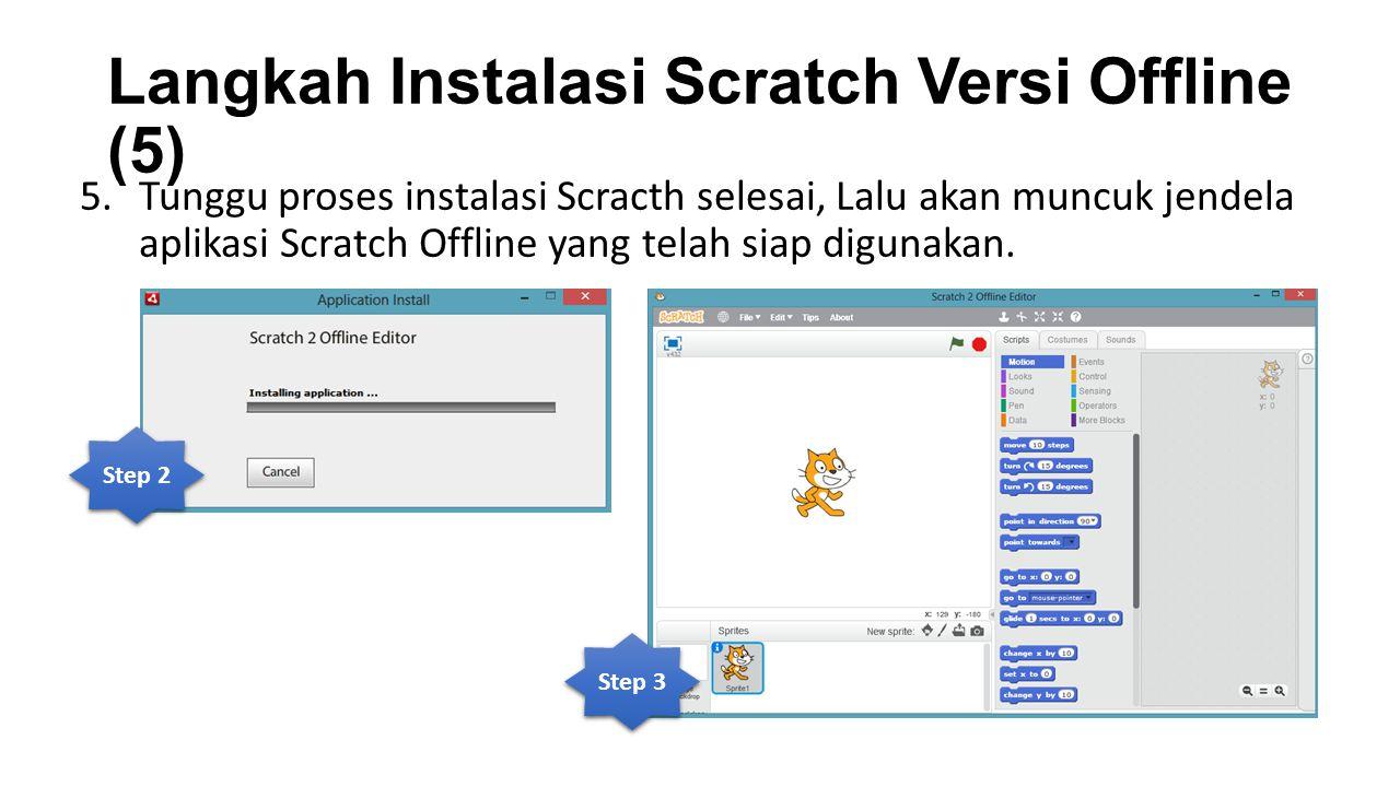 Langkah Instalasi Scratch Versi Offline (5)