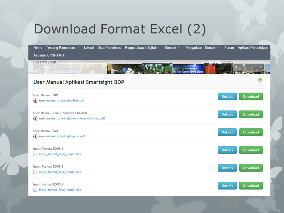 Download Format Excel (2)