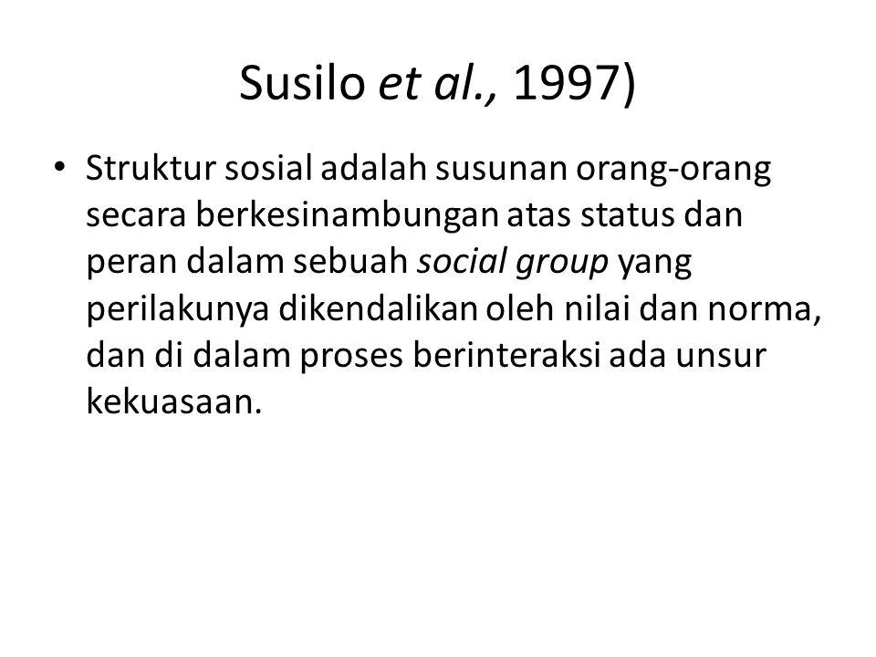 Susilo et al., 1997)