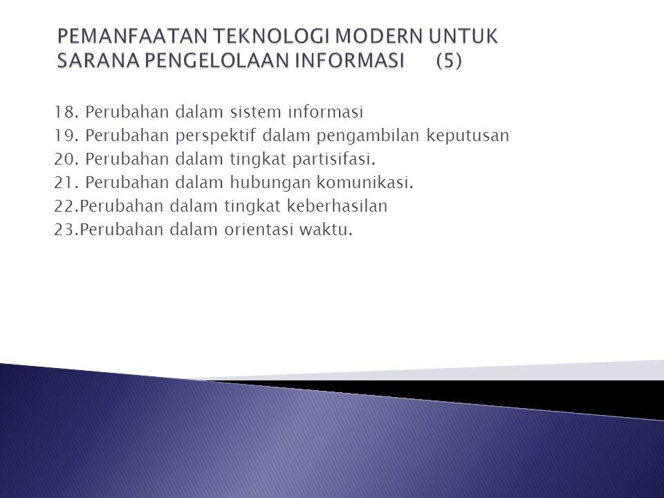 PEMANFAATAN TEKNOLOGI MODERN UNTUK SARANA PENGELOLAAN INFORMASI (5)