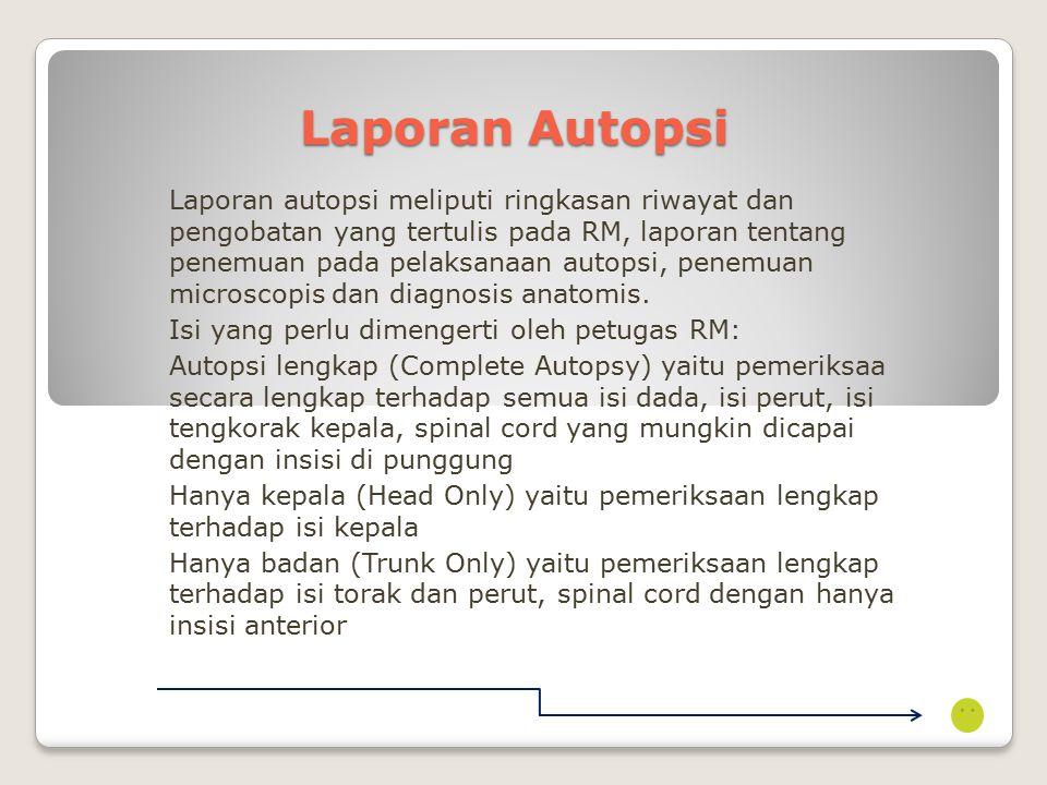Laporan Autopsi