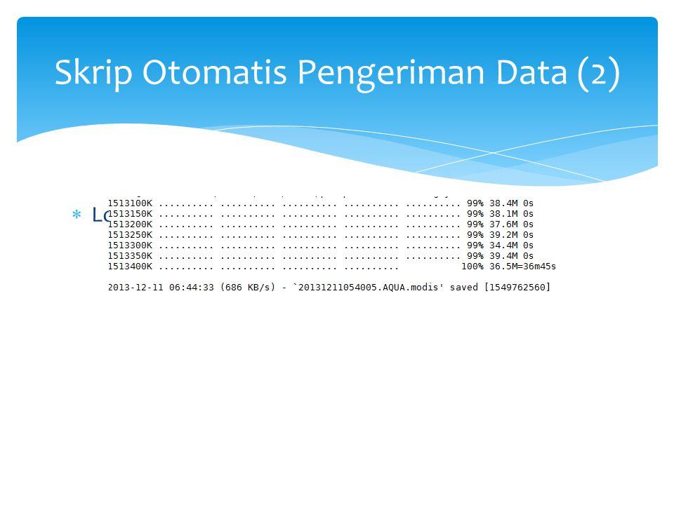 Infrastruktur system manajemen basisdata Atmosfer Indonesia sebelum pengadaan server tahun 2013