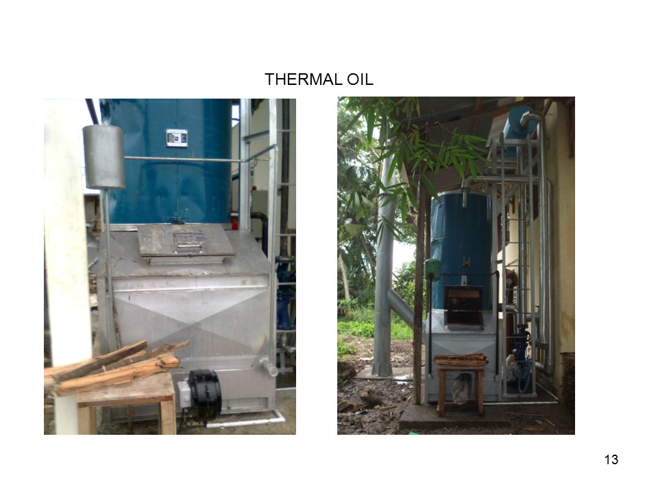 THERMAL OIL