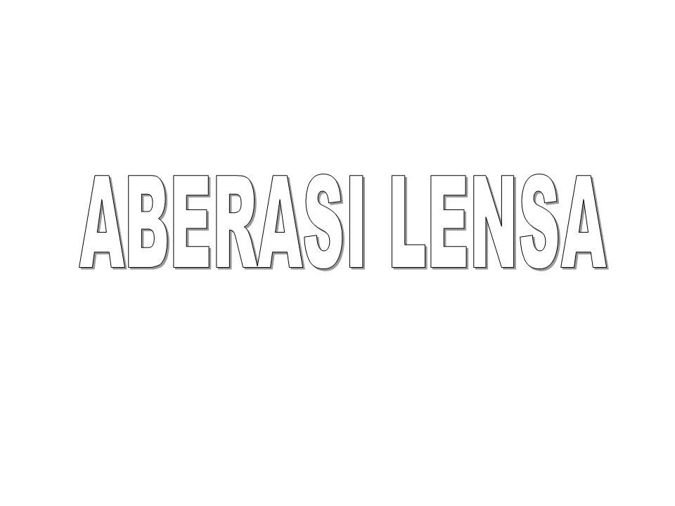 ABERASI LENSA