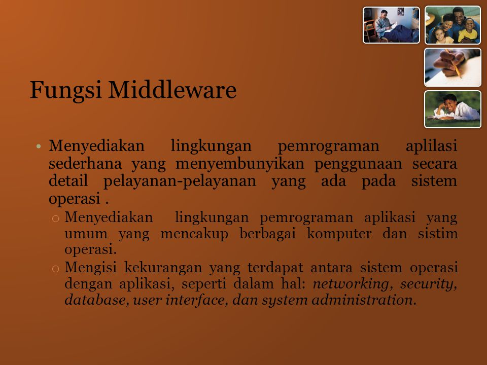 Fungsi Middleware
