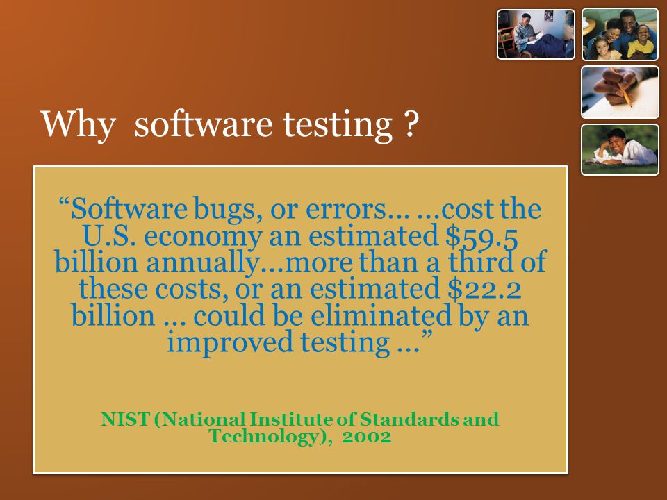 NIST (National Institute of Standards and Technology), 2002