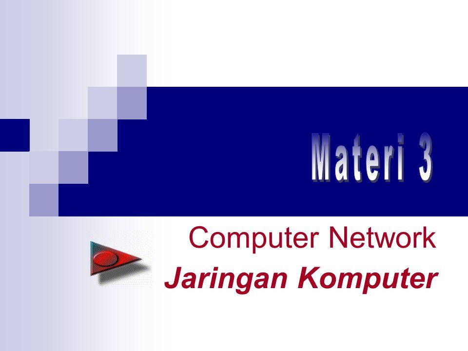 Computer Network Jaringan Komputer