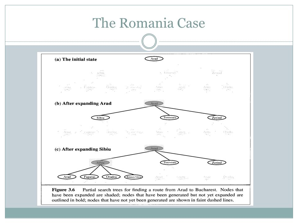 The Romania Case