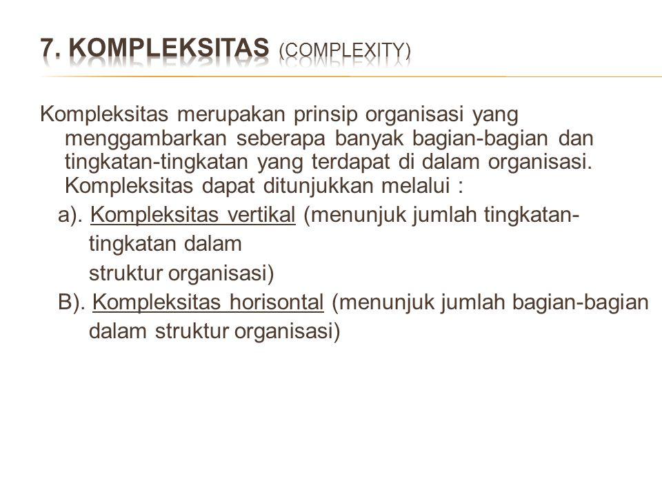7. KOMPLEKSITAS (COMPLEXITY)