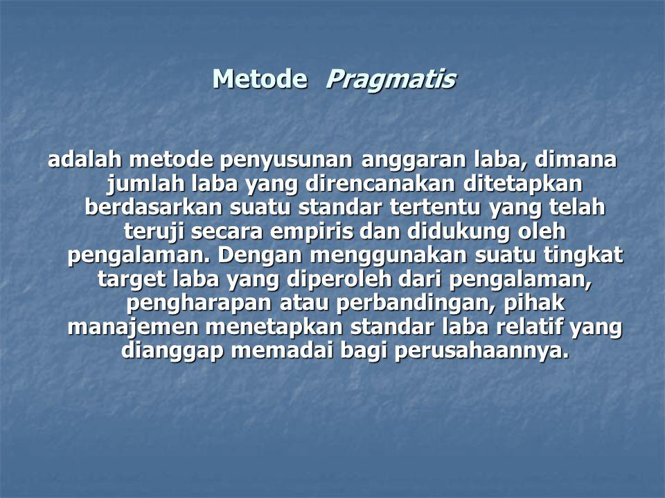 Metode Pragmatis