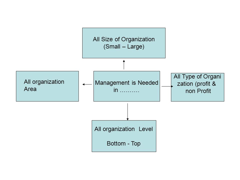 All Size of Organization (Small – Large)