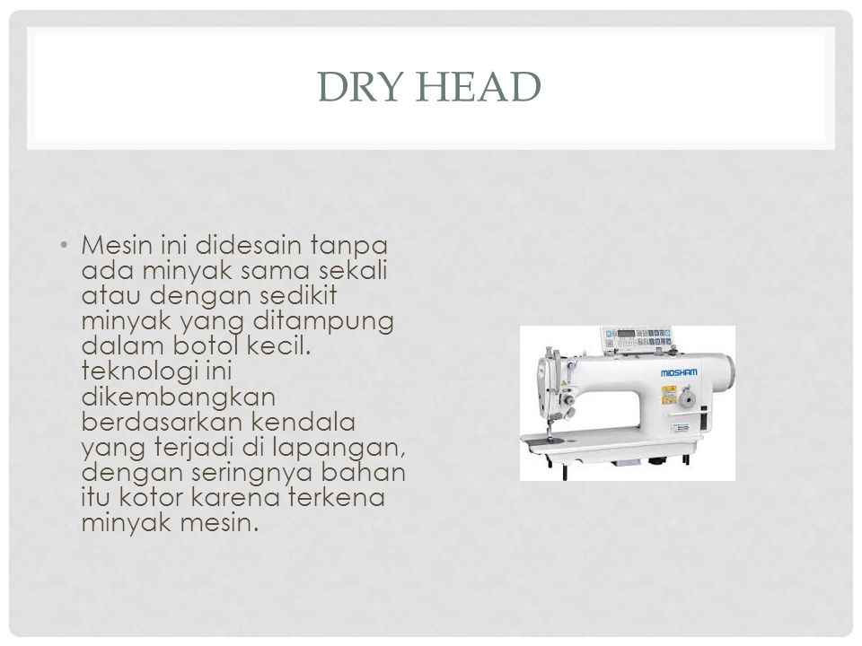 Dry Head