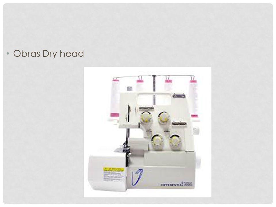 Obras Dry head