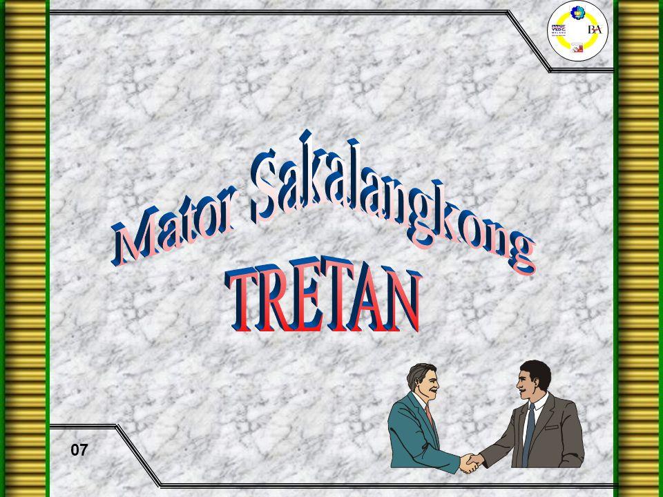 Mator Sakalangkong TRETAN 07