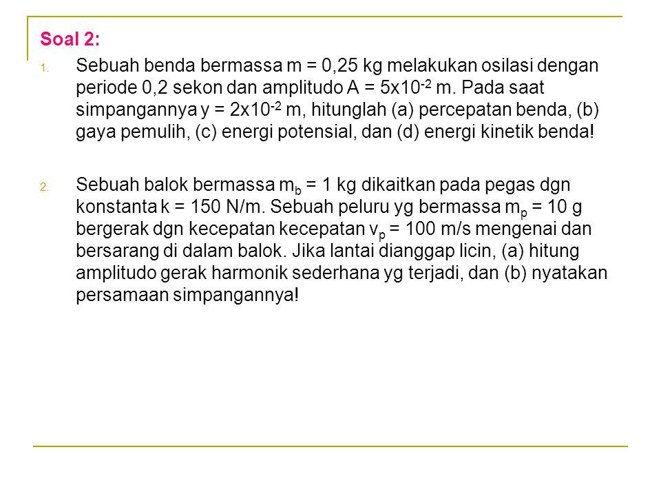 Soal 2:
