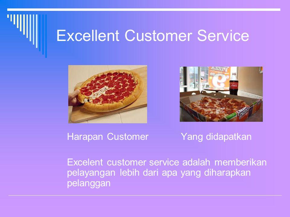Excellent Customer Service