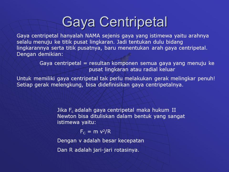 Gaya Centripetal