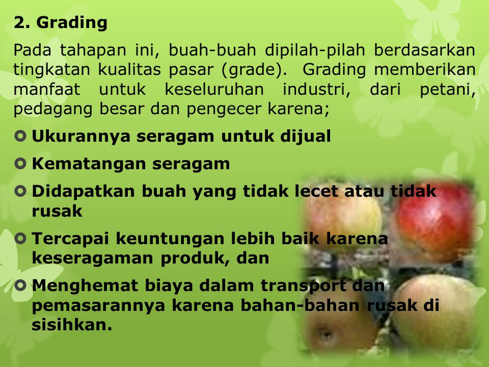2. Grading