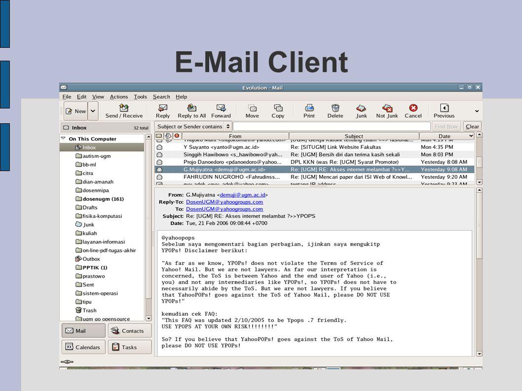 E-Mail Client