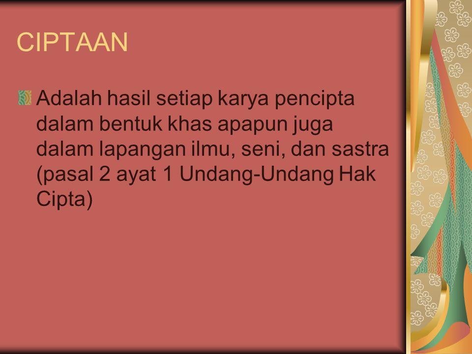 CIPTAAN