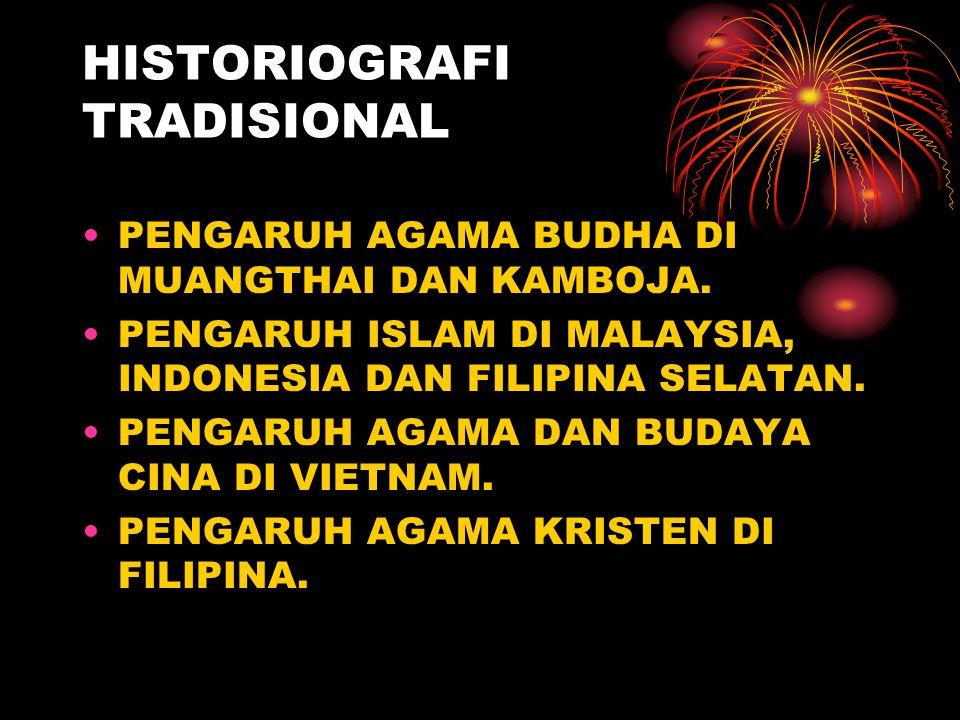 HISTORIOGRAFI TRADISIONAL