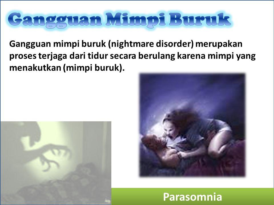 Gangguan Mimpi Buruk
