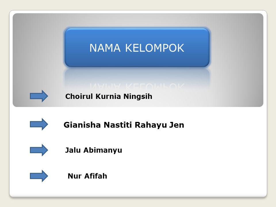 Gianisha Nastiti Rahayu Jen