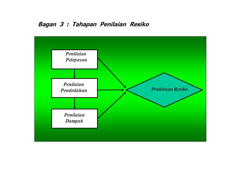 Bagan 3 : Tahapan Penilaian Resiko