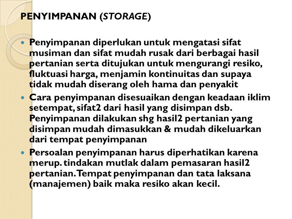 PENYIMPANAN (STORAGE)