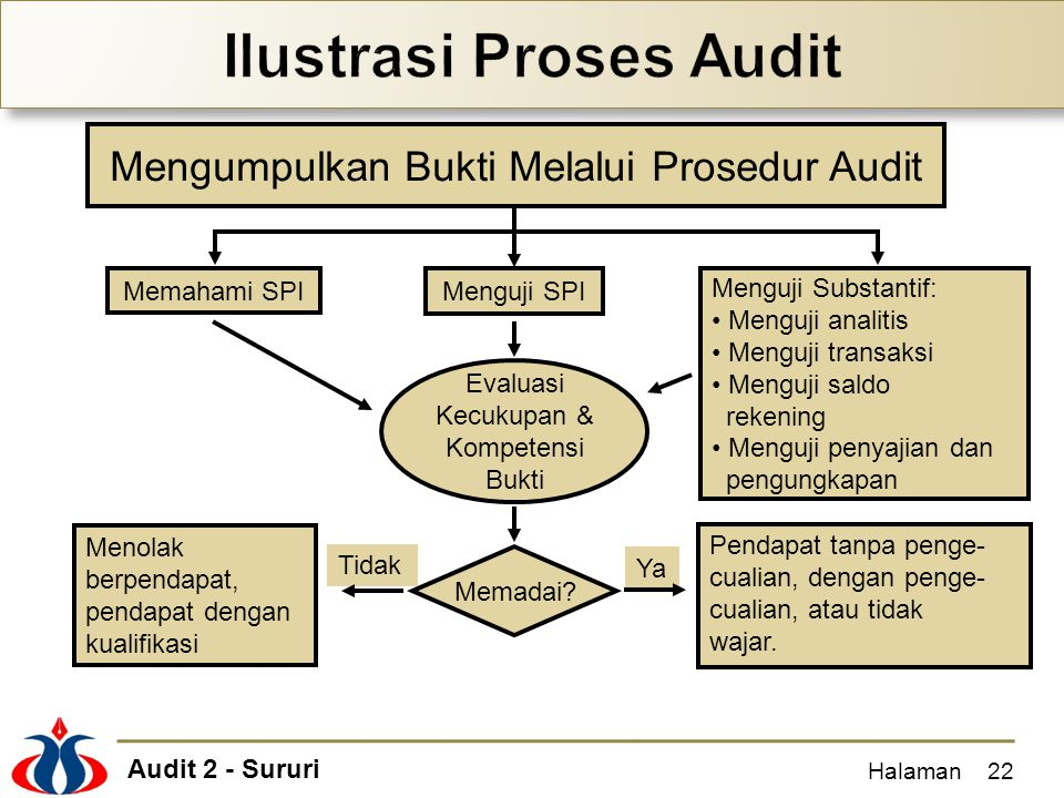 Ilustrasi Proses Audit