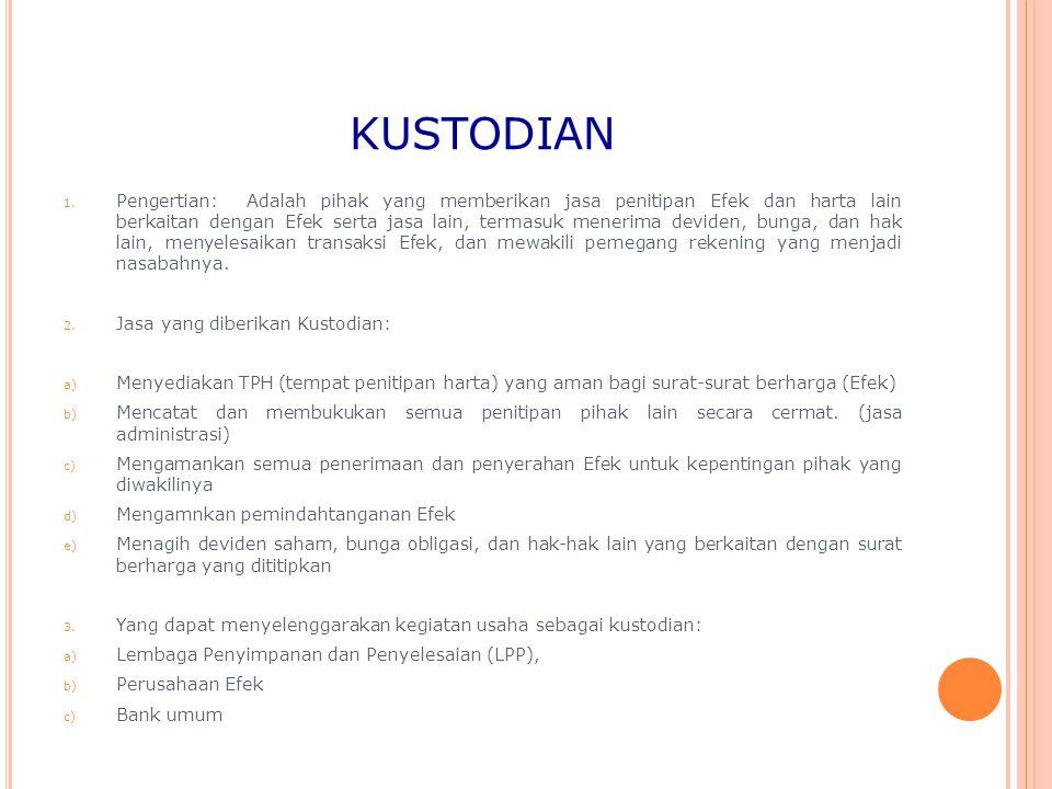 KUSTODIAN