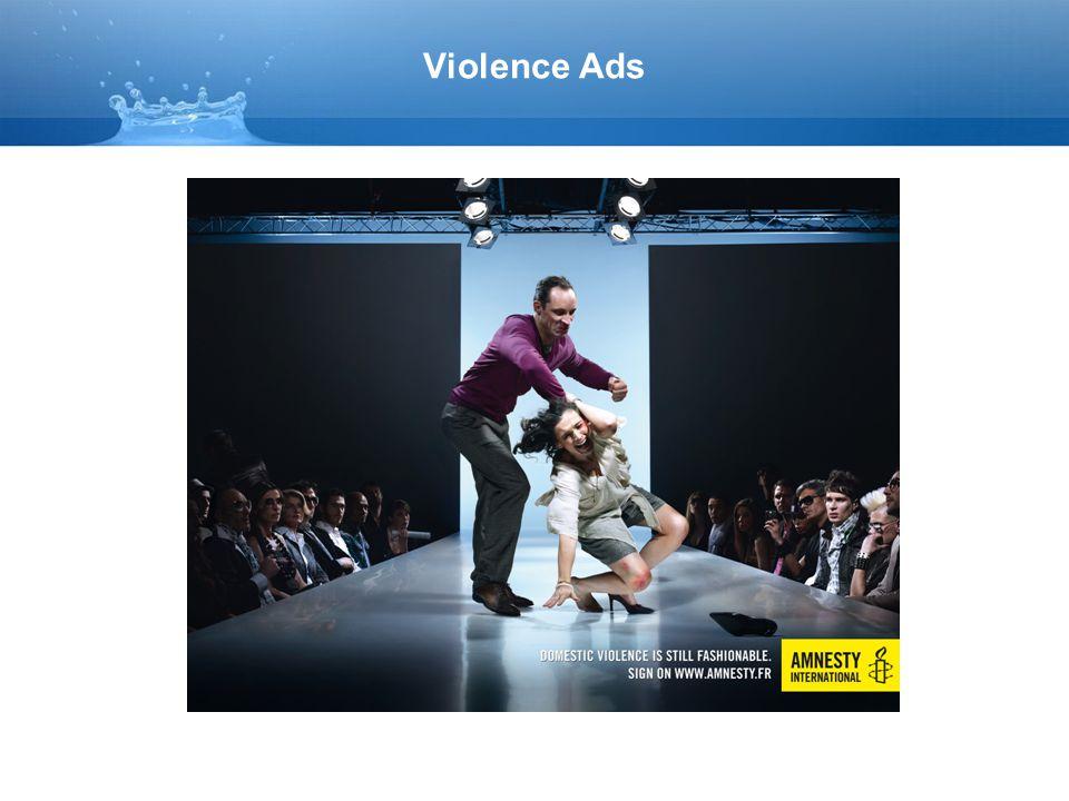 Violence Ads