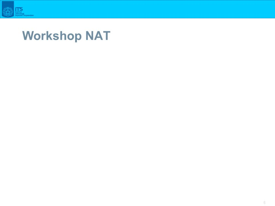 Workshop NAT