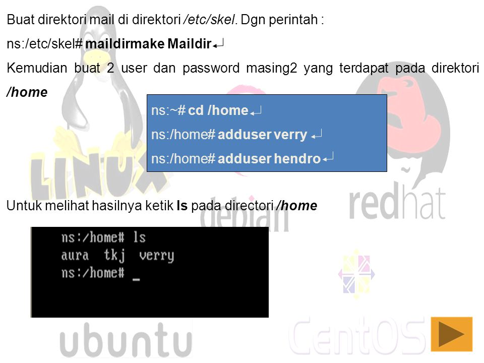 ns:/etc/skel# maildirmake Maildir