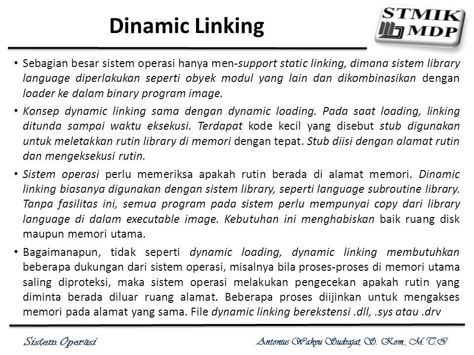 Dinamic Linking