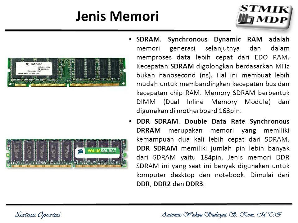 Jenis Memori