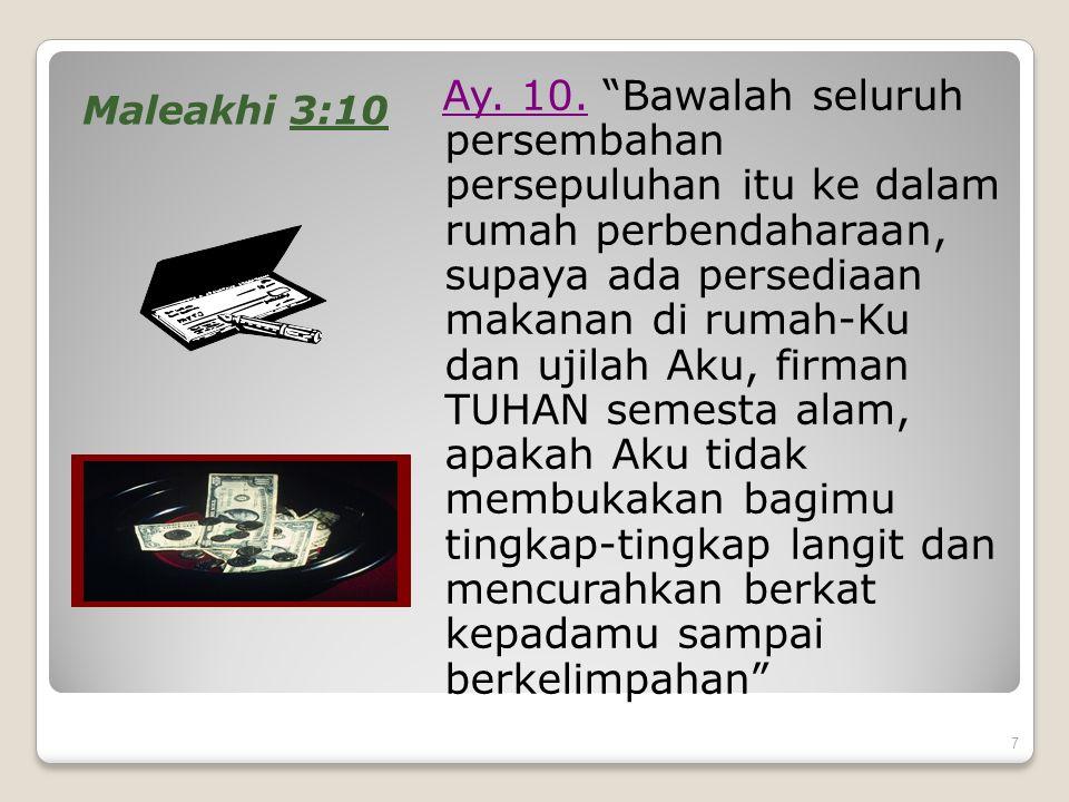 Maleakhi 3:10