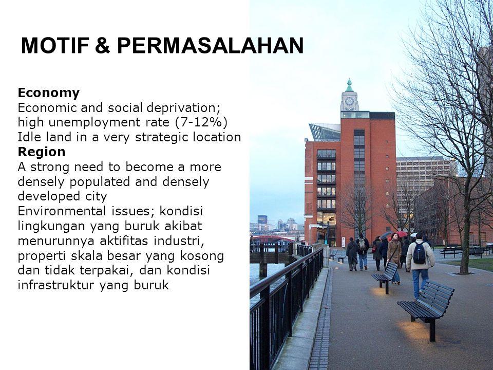 MOTIF & PERMASALAHAN Economy