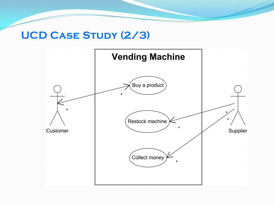 UCD Case Study (2/3)