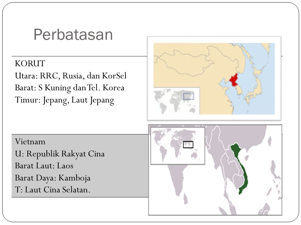 Perbatasan KORUT Utara: RRC, Rusia, dan KorSel