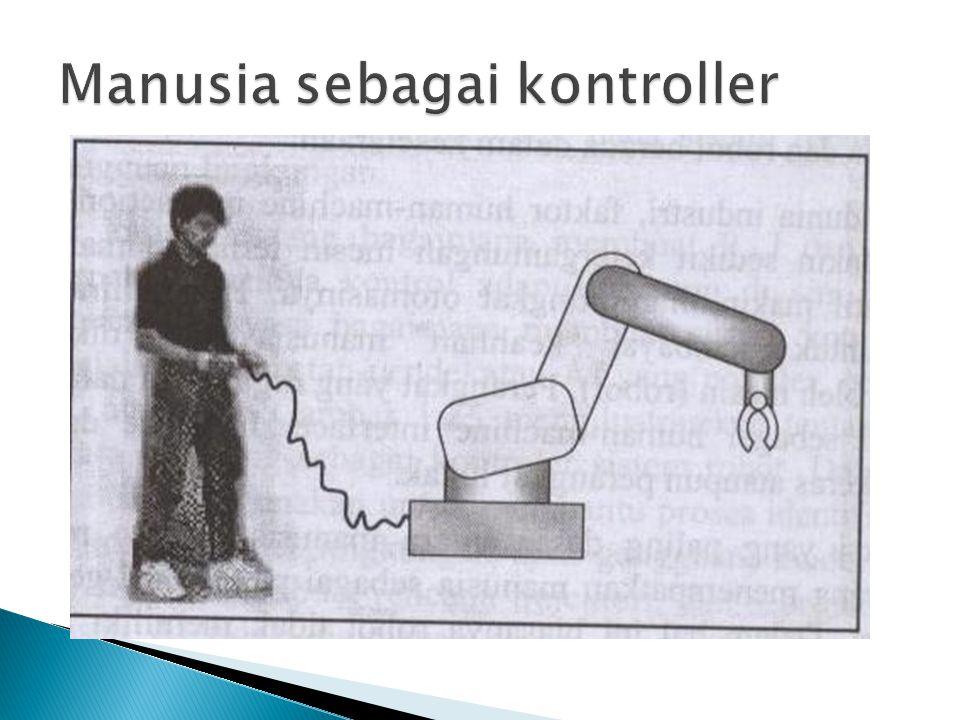 Manusia sebagai kontroller