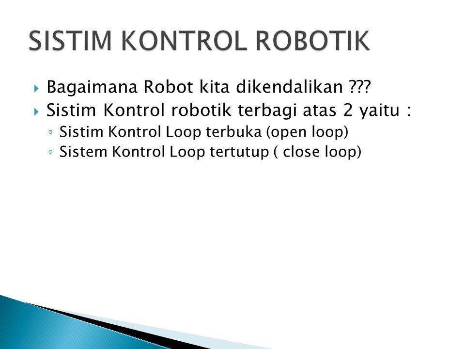 SISTIM KONTROL ROBOTIK