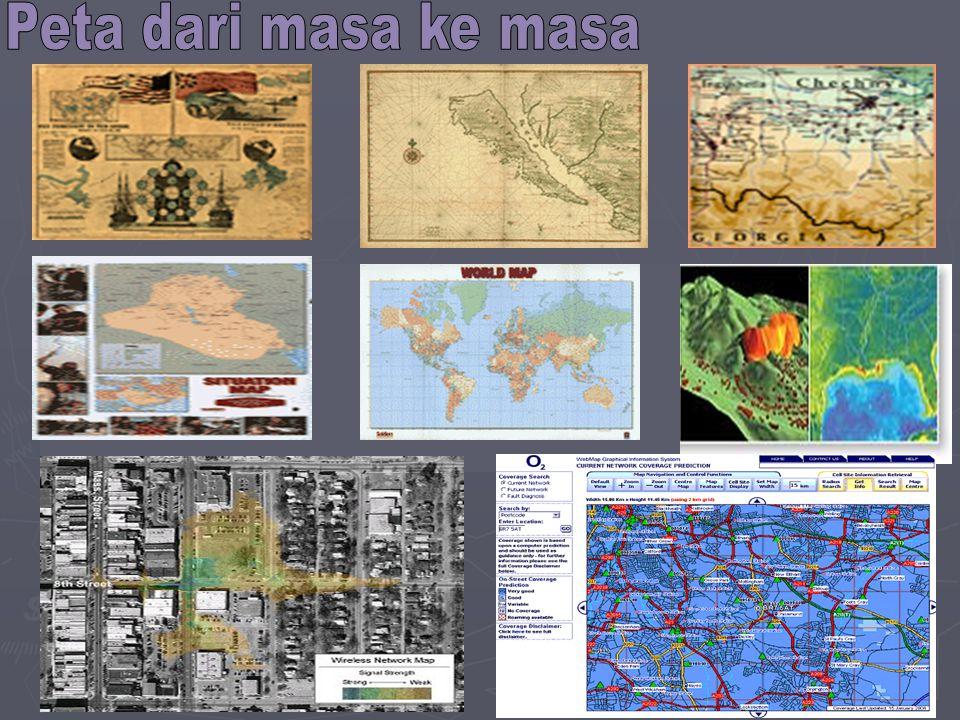Peta dari masa ke masa