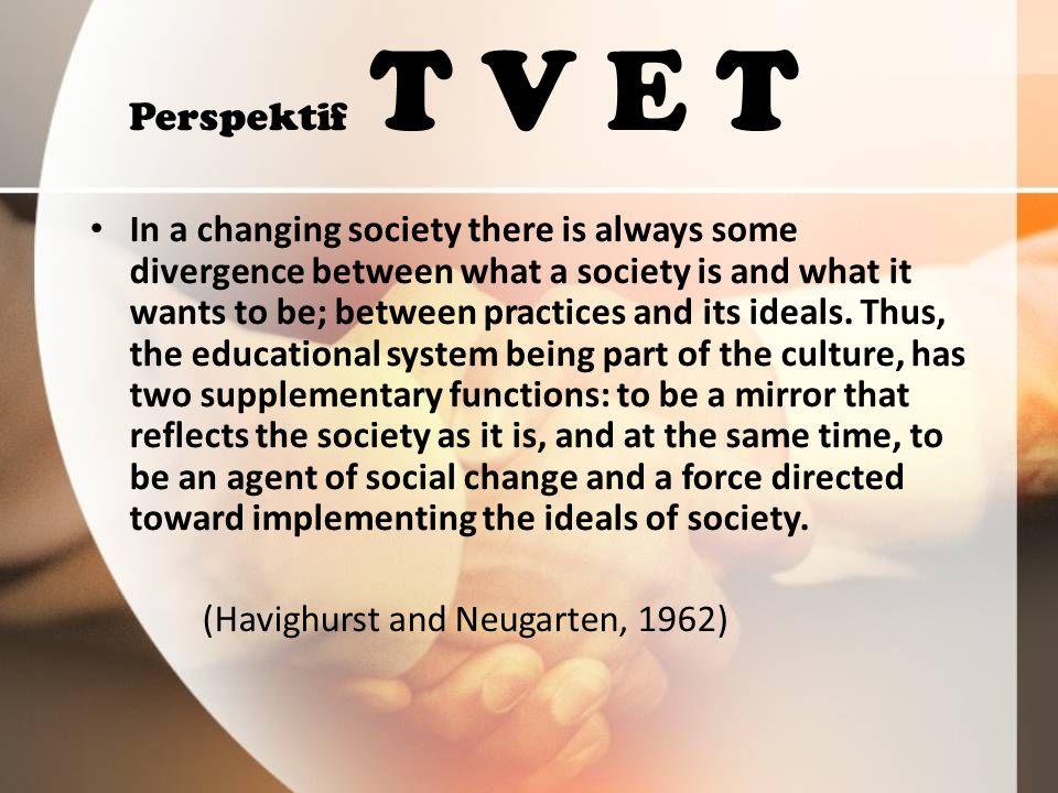 Perspektif T V E T